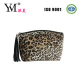 2014 Newest Best Selling Zebra Print Cosmetic Bag Wholesale