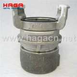 Aluminum Guillemin Coupling Female Thread with Locking Ring