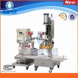 High Quality Liquid Automatic Filling Machine 8-12 Barrels/Min