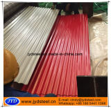 Color Corrugated Galvalume Steel Roofing Sheet