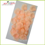 Most Popular Peach Color Polyester Rose Petals