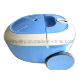 OEM Injection Moulding for Household Part in PC Material (LW-03192)