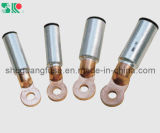 Dtl-2 Cable-Aluminum Bimetal Cable Lugs Plugs Cable Connector
