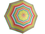 Factory Wholesale Rainbow Fabric Cheap Kids Umbrella