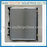 Auto Radiator for Auto Cooling Benz 124