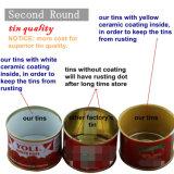 Brix 28-30% Canned Tomato Paste
