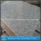 Natural Bala Flower White Stone Granite Kitchen Bathroom Floor Tiles