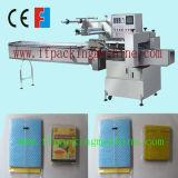 Servo Motor Control Full Automatic Sponge Packing Machine (FFA)