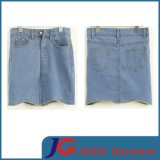 Wholesale Ladies Short Jean Skirt (JC2050)