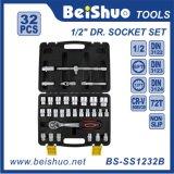 "32PCS 1/2"" Drive Socket Set"