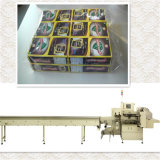 Big Box Packing Machine with Film Bottom Sending