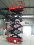 Battery Powered Scissor Personnel Lift Table