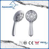Water Saving Multi-Functional Plastic Bathroom Shower Head