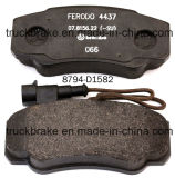 Car Premium Disc Brake Pad D1582-8794/23921/24589/23860