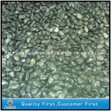 Wholesale Natural Loose Black Pebble Wash Stone for Garden Stone