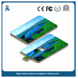 512MB/1/2/4/8GB Credit Card USB Flash Drive/Pen Drive (USB034)