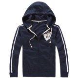 Custom Cotton/Polyester Embroidery Hoodies Sweatshirt of Fleece Terry (F025)