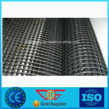 Self-Adhesive Glass Fiber Bitumen Coated Reinforcement Geogrid ASTM D 5261