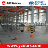 Low Noise Chain Conveyor for Painting Line/Surface Treatment
