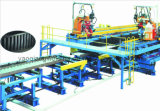 Corrugated Web H-Beam Automatic Horizontal Production Line