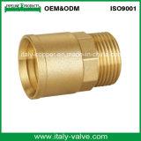 OEM&ODM Quality Brass Forged Nipple (AV-70022)