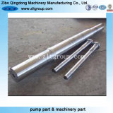 ANSI Stainless Steel Pump Shaft in CNC Machining