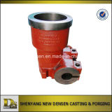 Sand Casting Part Trunnion Used in Grinder Mill Machine