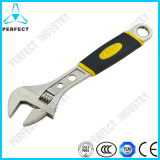 Multi-Function Plastic Handle European Type Adjustable Wrench