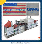 Roll to Roll Non-Woven Fabric Screen Printing Machine