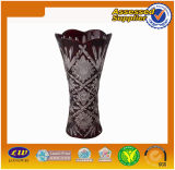 Wholesale Clear or Colored Glass Flower Decoration Vase
