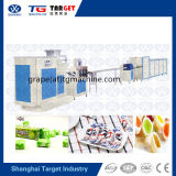 Top Performance Automatic Delicious Central-Filled Milk Candy Production Machine