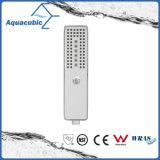 Rectangular Single Function ABS Chromed Hand Shower (ASH726)
