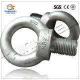 Drop Forged Steel DIN580 Lifting Eye Bolt