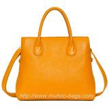 Fashion Leather Shoulder Designer Bag for Ladies (MH-6052)