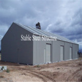 Prefabricated Steel Construction Metal Storage with Low Cost