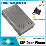 New Fully Waterproof Door Phone with Smart IP Intercom for Apartment