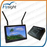 "E24 7"" LCD 5.8GHz Wireless 7"" 5.8GHz Fpv LCD Screen HD Monitor- Black Pearl (RC801)"