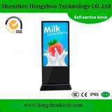 55 Inch Floor Standing LCD Digital Advertising Kiosks