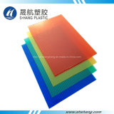 4mm~12mm Polycarbonate Hollow Panel with 50um UV Coating