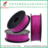 Wholesale Price 1.75mm ABS/PLA 3D Printer Filament for 3D Printer