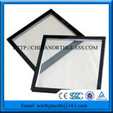 6/12/6 Insulated Glass, Hollow Glass, Double Glazing Glass Panel