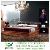 2013 New Modern Bedroom Furniture (3-028A)