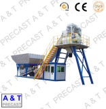 Module Type Mobile Concrete Batching Plant with High Quality