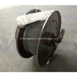 Spring Driven Retractable Cable Coiling Drum