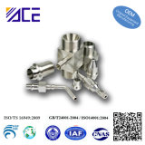 Custom Precision CNC Machined Aluminum Parts