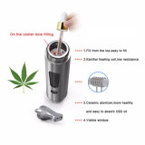Ceramic Coil Electronic Cigarette Atomizer Glass Thick Cbd Oil