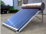 Non-Pressurized Compact Solar Hot Water Heater