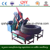 2016 Hot Selling No-Pollution Waste Tire Cutting Machine (tire ring cutter, block cutter, strips cutter, wire remover) Ce ISO Certification