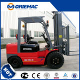 Heli Forklift Cpcd30 3 Ton Forklift with 2 Stage Mast for Sale