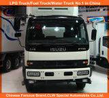 Isuzu Refrigerated Cooling Van Truck